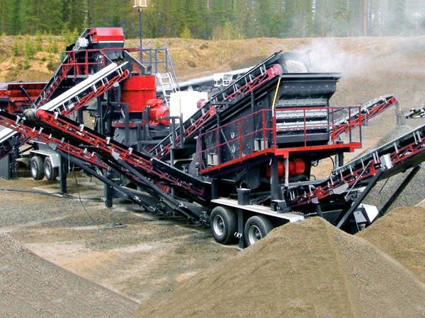 mobile crushing plant advantages in mining Lokotrack® lt200e™ mobile jaw crushing plant lokotrack® lt200e™ is a 850-tonne (1 870 000 lbs) jaw crushing plant providing the customer with all the benefits of a fully mobile crushing plant, such as high flexibility and low operative costs.