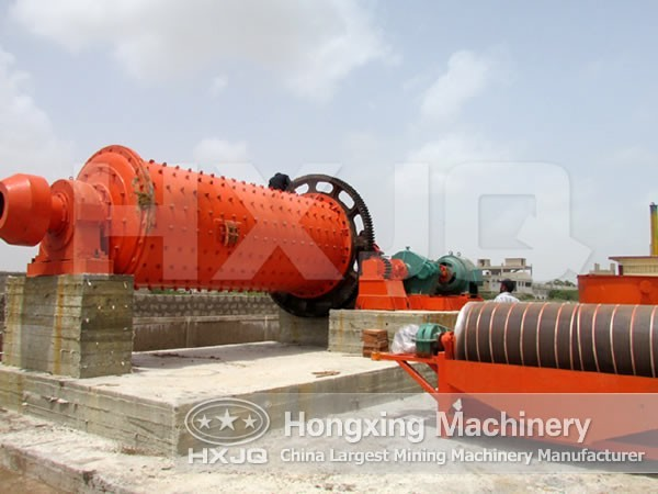 Iron ore concentrator from Henan Hongxing