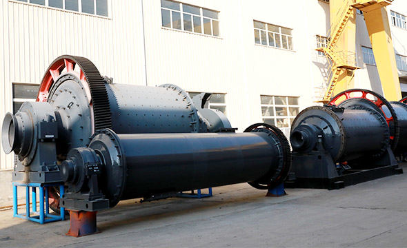 The Difference Between Ball Mill and Rod mill