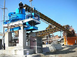 Pakistan Sand Production Line