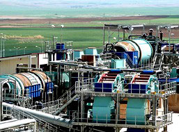 South Africa Beneficiation Production Line
