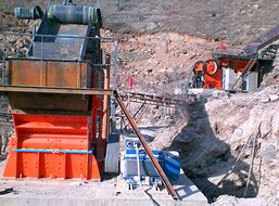 100t/h Complete Limestone Crushing Production Line in Oman