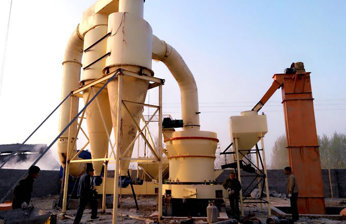 Meet Grinding Plant : T h limestone grinding plant in south africa hongxing