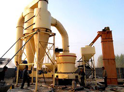 5t/h Limestone Grinding Plant in South Africa
