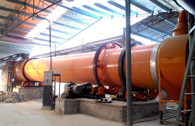 10T/H Wood Dryer in Australia