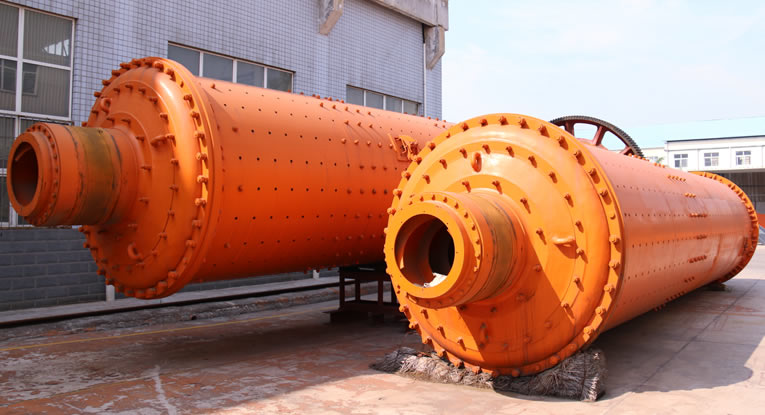 hongxing ball mill is a type Mined ores are firstly broken by jaw crusher, then evenly fed into the ball mill for grinding work via the elevator after being broken into reasonable fineness.