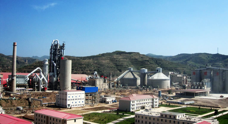 Cement Plant Machinery : Cement plant hongxing machinery