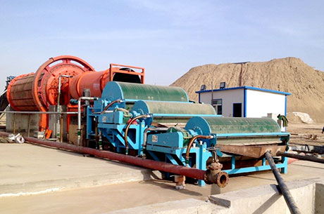 Iron Ore Processing Plants