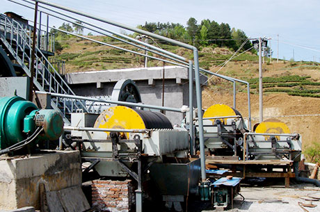 15T/H Iron Ore Beneficiation Line in Turkey