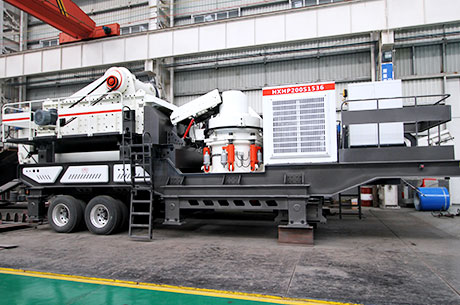 Tire Type Mobile Cone Crusher Station