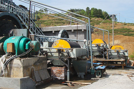 Copper Processing Plant