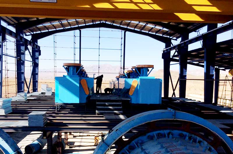 Lead Beneficiation Production Line in Pakistan
