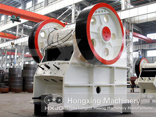 mineral ore crusher