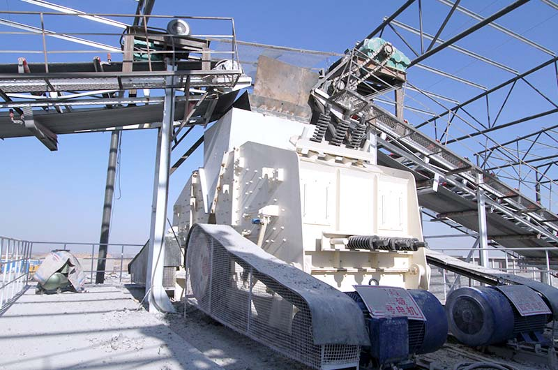 HD German Impact Crusher